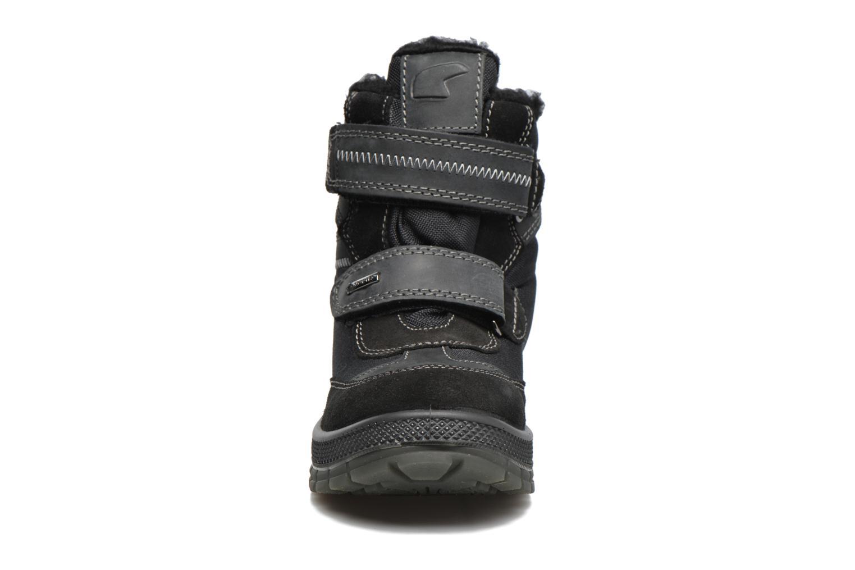 Chaussures de sport Primigi Flavio Noir vue portées chaussures