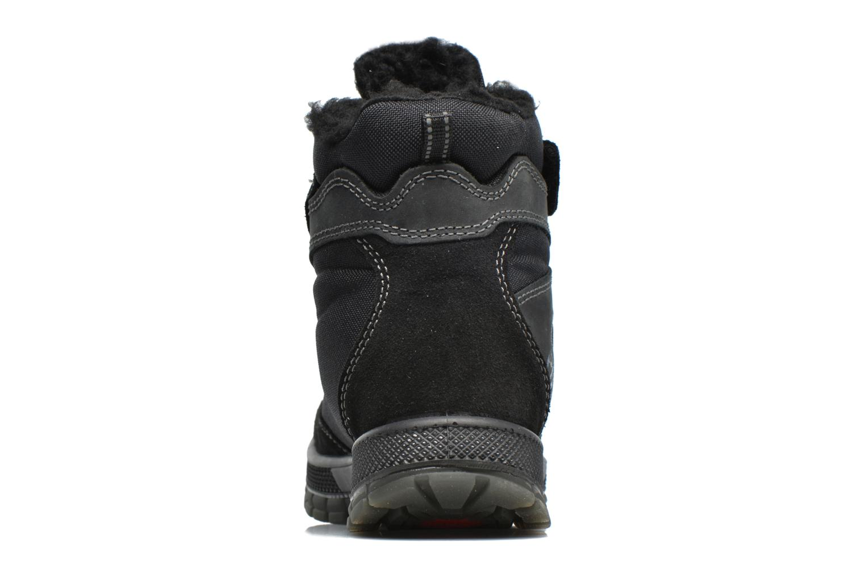 Chaussures de sport Primigi Flavio Noir vue droite