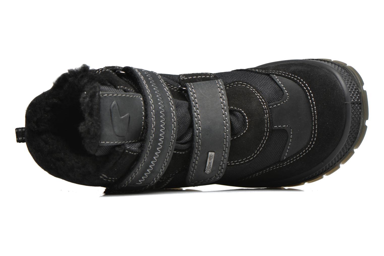 Chaussures de sport Primigi Flavio Noir vue gauche