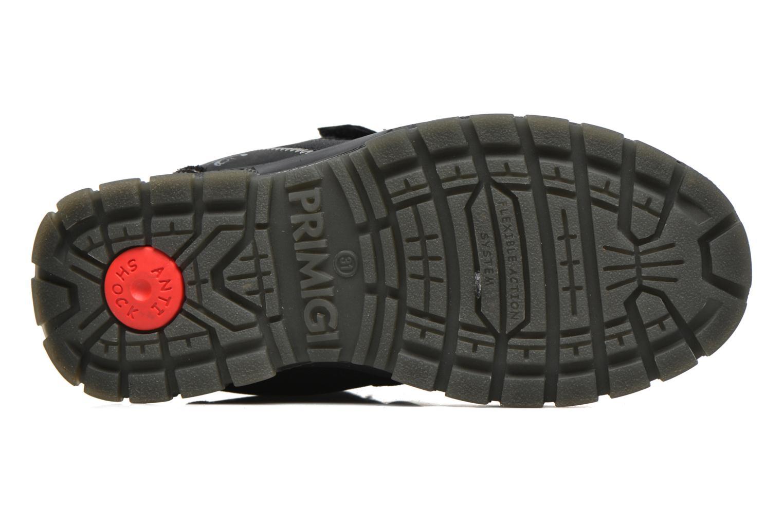 Chaussures de sport Primigi Flavio Noir vue haut