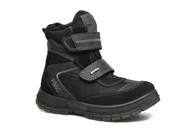 Chaussures de sport Primigi Flavio Noir vue détail/paire