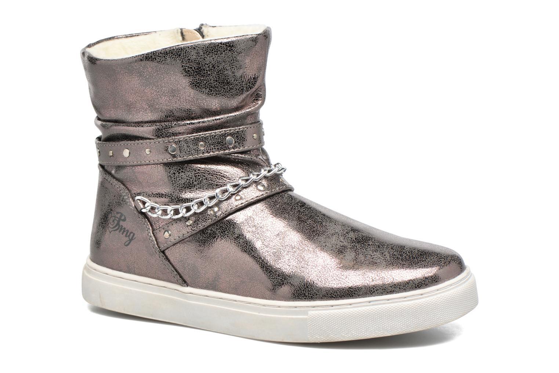 Bottines et boots Primigi Marika Noir vue détail/paire