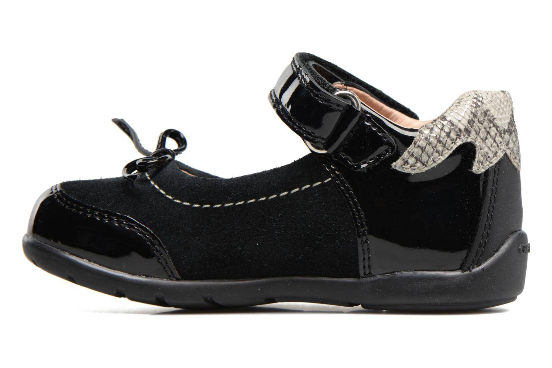 Sneakers Geox B Toledo B. B B7446B Zwart voorkant