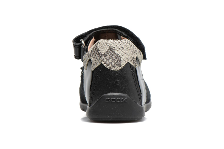 Sneakers Geox B Toledo B. B B7446B Zwart rechts