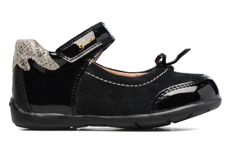 Sneakers Geox B Toledo B. B B7446B Zwart achterkant