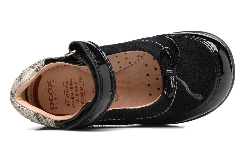 Sneakers Geox B Toledo B. B B7446B Zwart links
