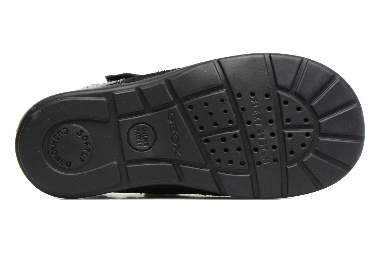 Sneakers Geox B Toledo B. B B7446B Zwart boven