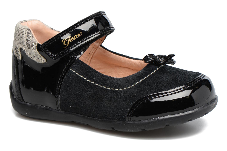 Sneakers Geox B Toledo B. B B7446B Zwart detail