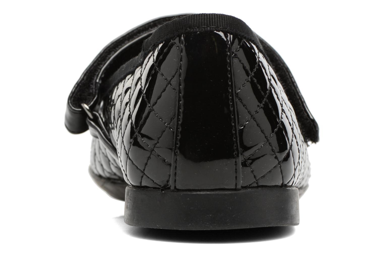 Ballerines Geox J Plie' D J5455D Noir vue droite