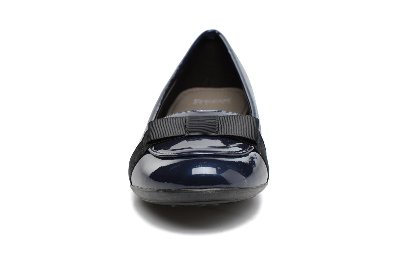 Ballerina's Geox J Plie' D J6455D Blauw model