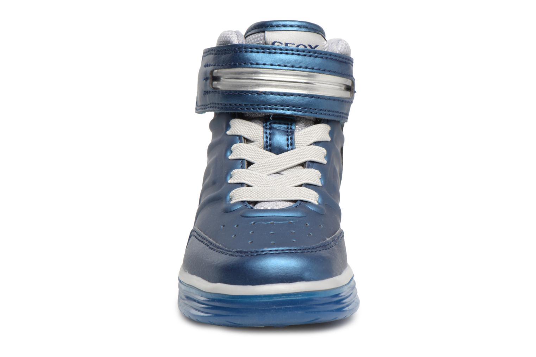 Sneaker Geox J Argonat B. B J7429B blau schuhe getragen