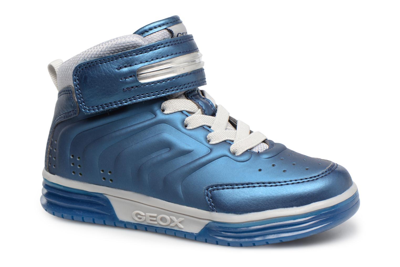 Sneaker Geox J Argonat B. B J7429B blau detaillierte ansicht/modell