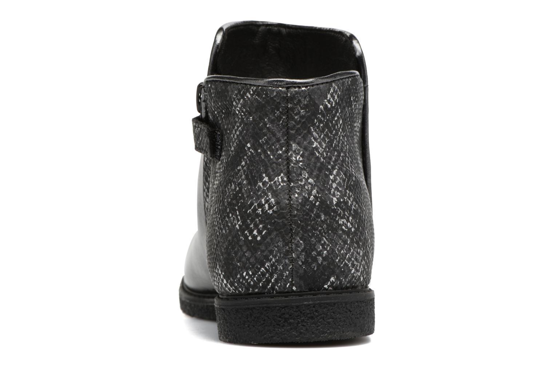 Bottines et boots Geox J Shawntel G. D J744ED Noir vue droite
