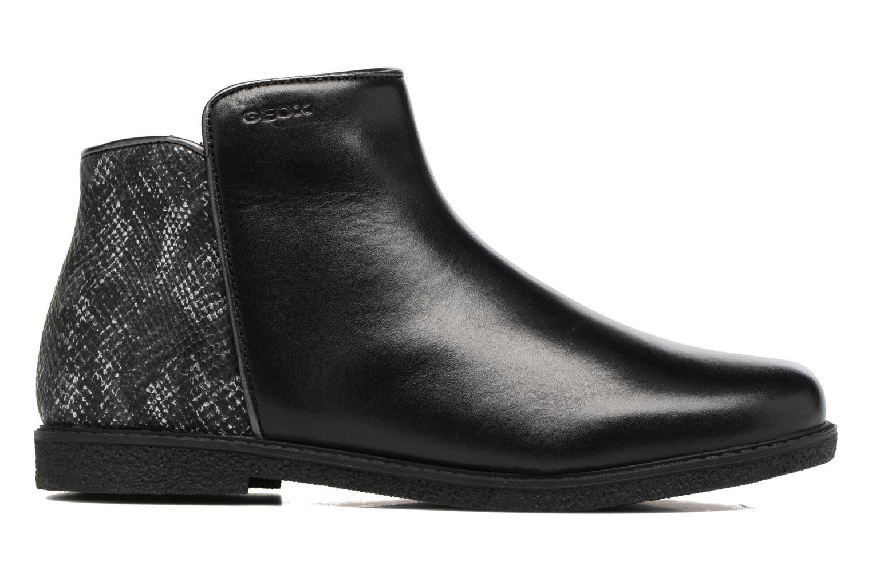 Bottines et boots Geox J Shawntel G. D J744ED Noir vue derrière