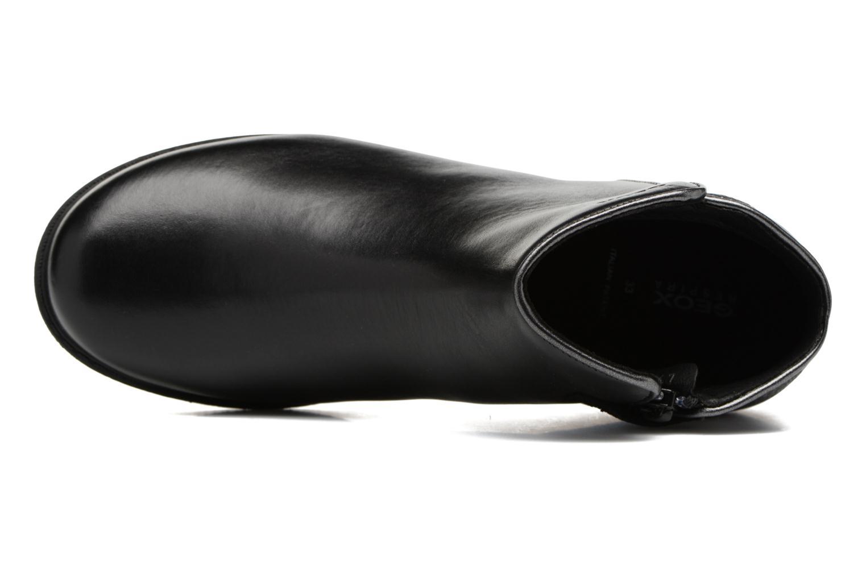 Bottines et boots Geox J Shawntel G. D J744ED Noir vue gauche