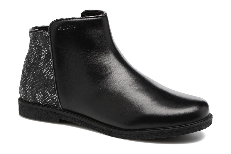 Bottines et boots Geox J Shawntel G. D J744ED Noir vue détail/paire