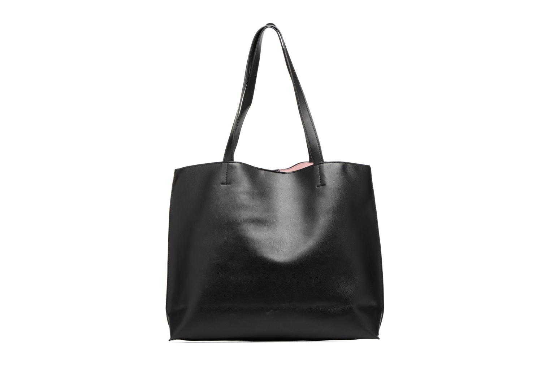 Sacs à main Dorothy Perkins Stud Side Shopper Bag Noir vue face