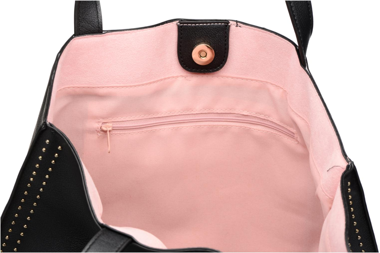 Sacs à main Dorothy Perkins Stud Side Shopper Bag Noir vue derrière