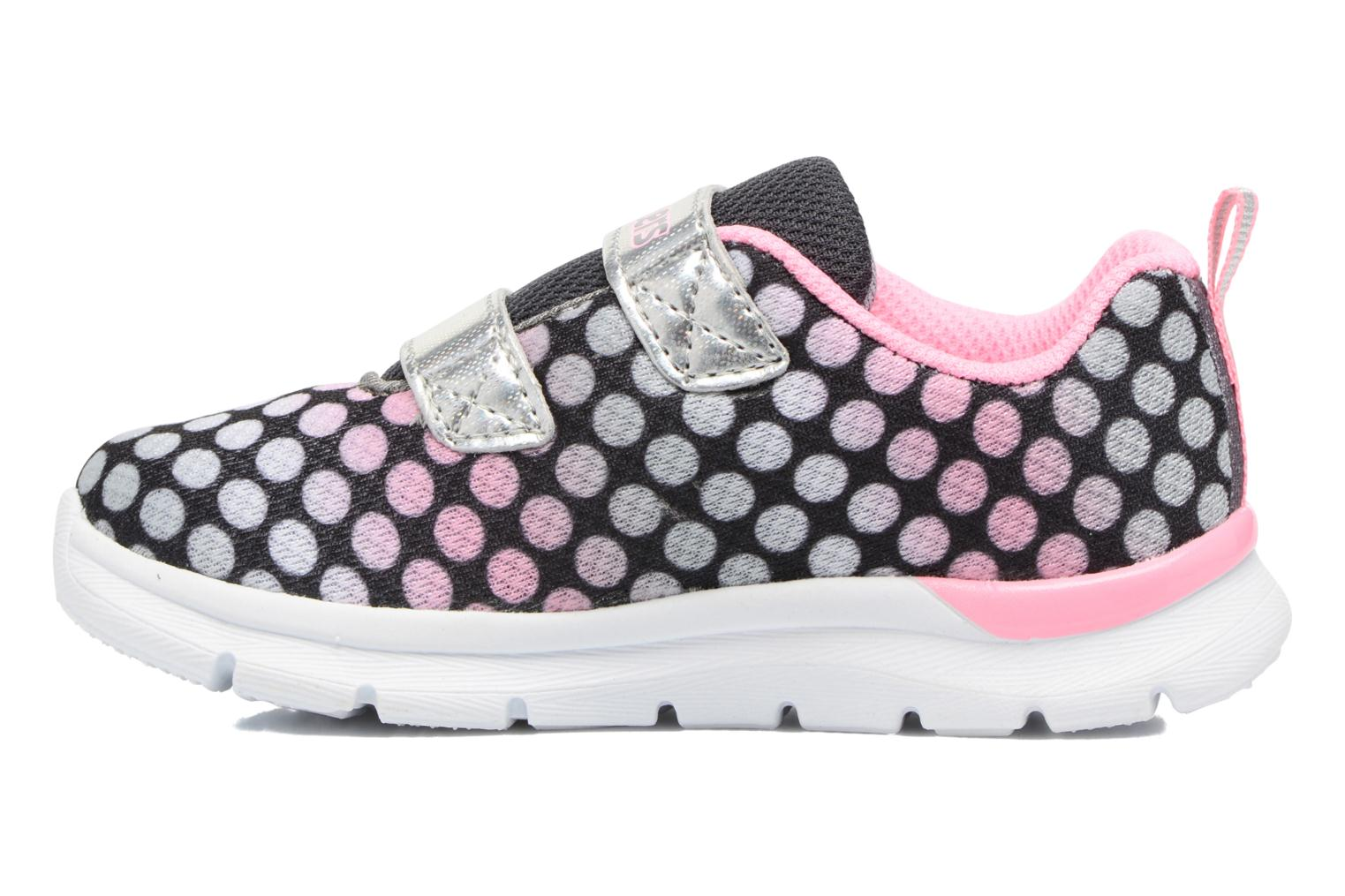 Baskets Skechers Skech-Lite Lil'Dots Multicolore vue face