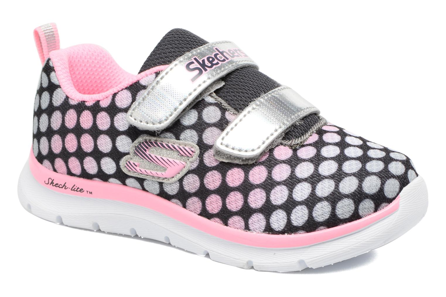 Baskets Skechers Skech-Lite Lil'Dots Multicolore vue détail/paire