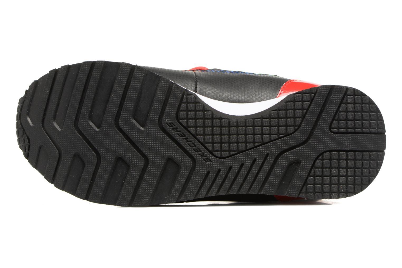 Chaussures de sport Skechers Retrospect Winter Daze Noir vue haut