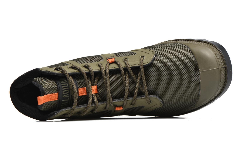 Boots en enkellaarsjes Palladium Pallafuze Groen links