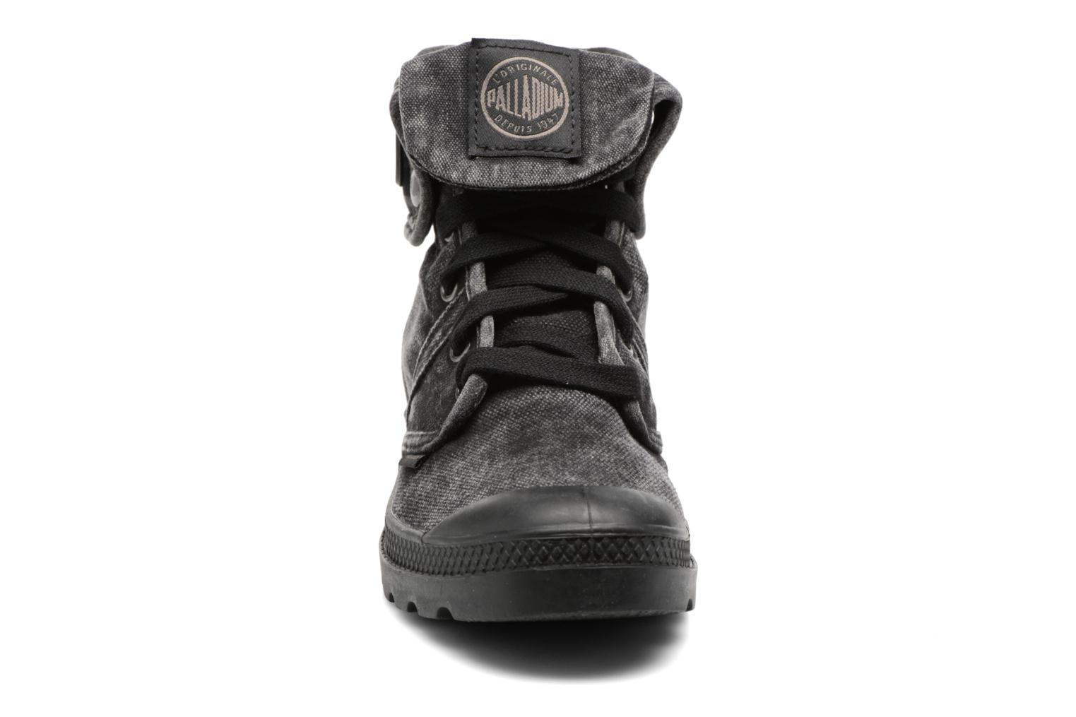 Pallabrouse Baggy BLACK/METAL