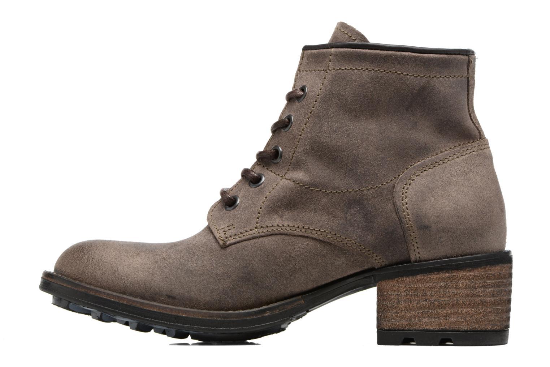 Bottines et boots P-L-D-M By Palladium Carthy Snt Marron vue face
