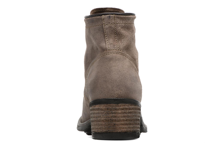 Bottines et boots P-L-D-M By Palladium Carthy Snt Marron vue droite