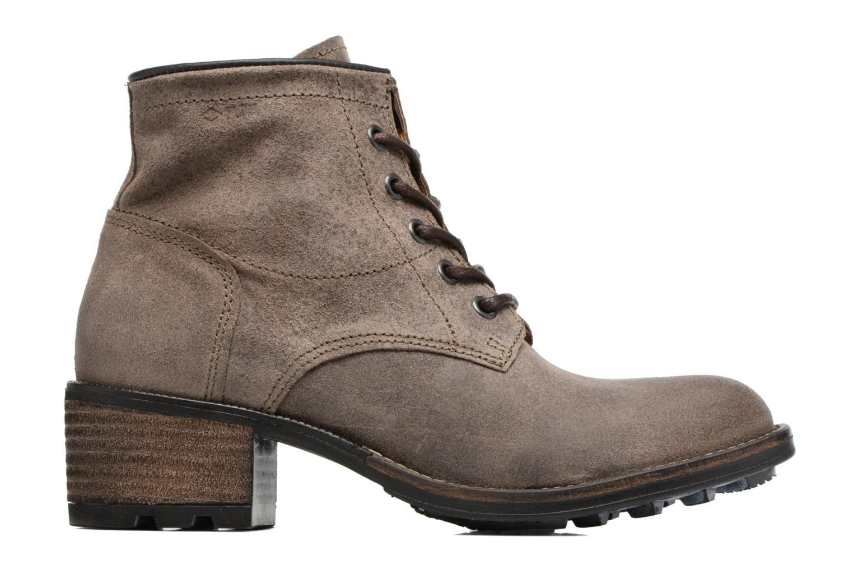 Bottines et boots P-L-D-M By Palladium Carthy Snt Marron vue derrière