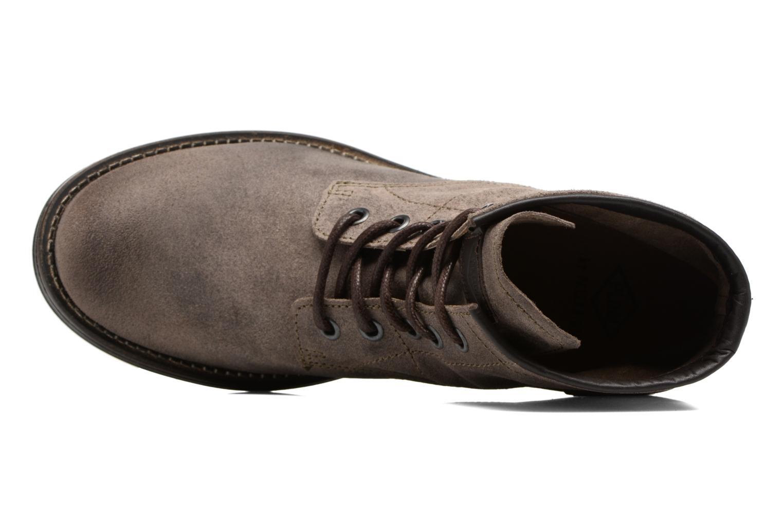 Bottines et boots P-L-D-M By Palladium Carthy Snt Marron vue gauche