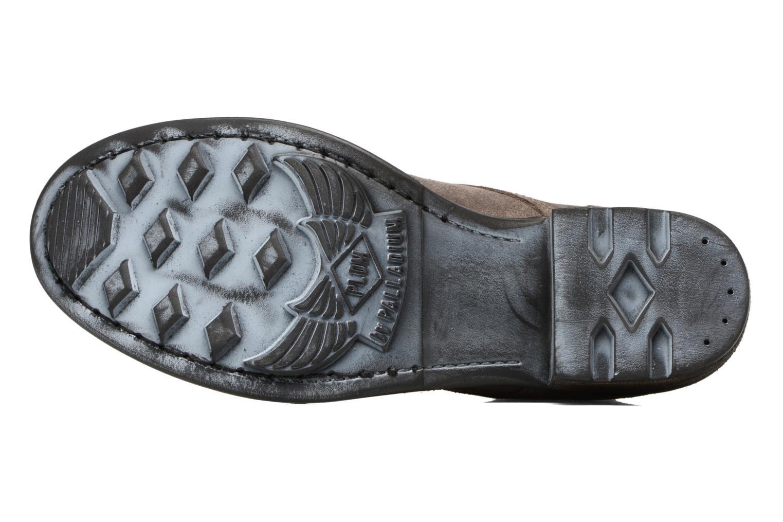 Bottines et boots P-L-D-M By Palladium Carthy Snt Marron vue haut