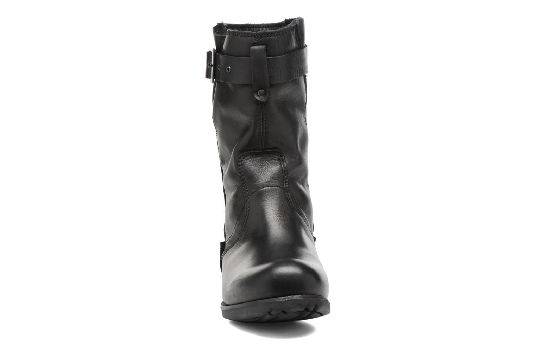 Bottes P-L-D-M By Palladium Daisy Mxco Noir vue portées chaussures