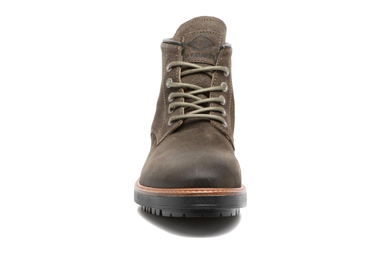 Bottines et boots P-L-D-M By Palladium Mombello BC Marron vue portées chaussures