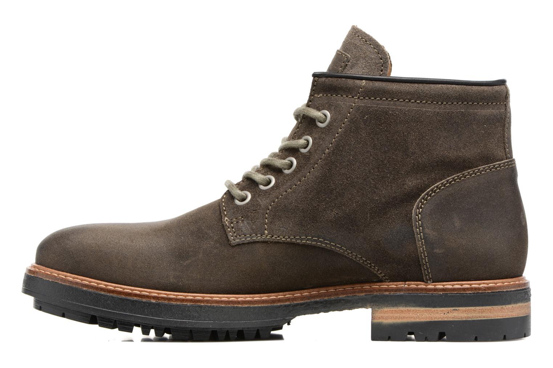 Bottines et boots P-L-D-M By Palladium Mombello BC Marron vue face