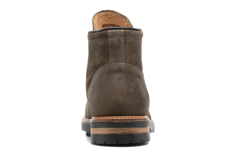 Bottines et boots P-L-D-M By Palladium Mombello BC Marron vue droite