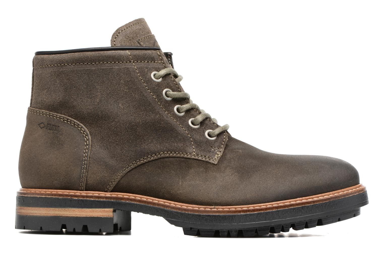 Bottines et boots P-L-D-M By Palladium Mombello BC Marron vue derrière