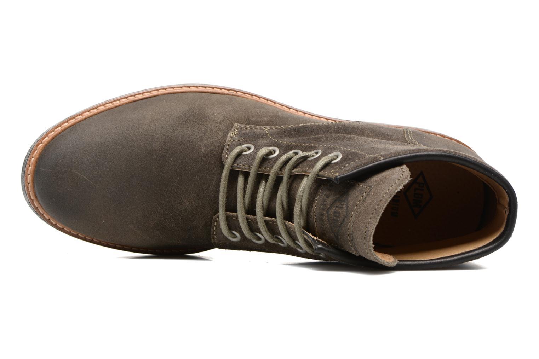 Bottines et boots P-L-D-M By Palladium Mombello BC Marron vue gauche