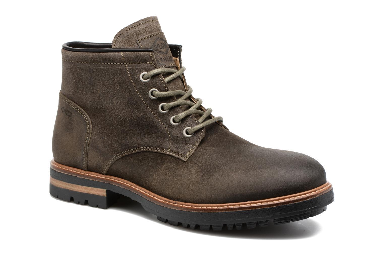 Bottines et boots P-L-D-M By Palladium Mombello BC Marron vue détail/paire