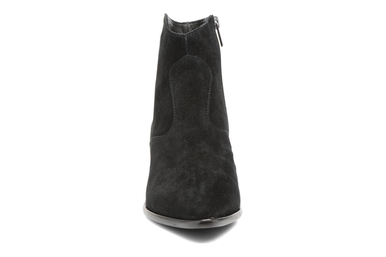 Bottines et boots Ash Heidi Bis Noir vue portées chaussures