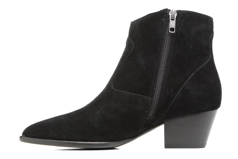 Bottines et boots Ash Heidi Bis Noir vue face