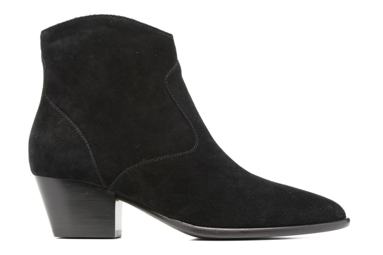 Bottines et boots Ash Heidi Bis Noir vue derrière