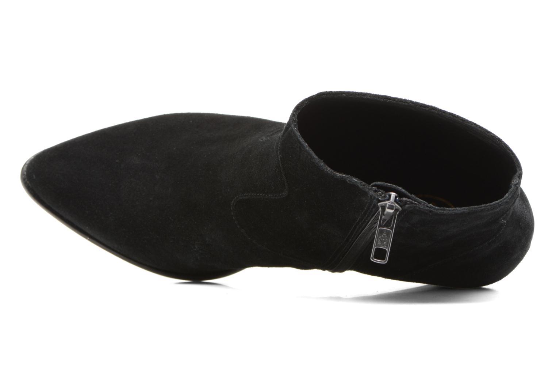 Bottines et boots Ash Heidi Bis Noir vue gauche