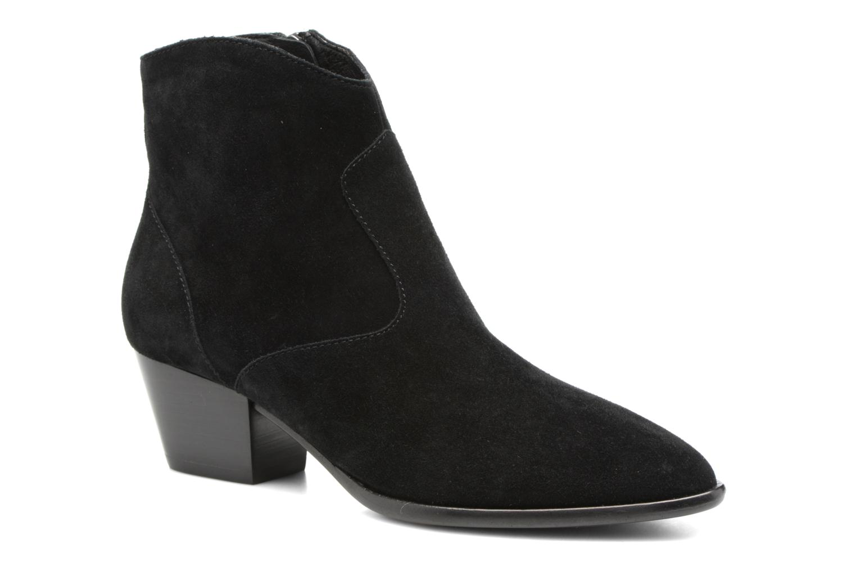 Bottines et boots Ash Heidi Bis Noir vue détail/paire
