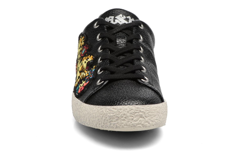Baskets Ash Niagara Noir vue portées chaussures