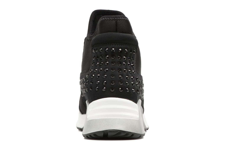 Baskets Ash Laser Stone Noir vue droite