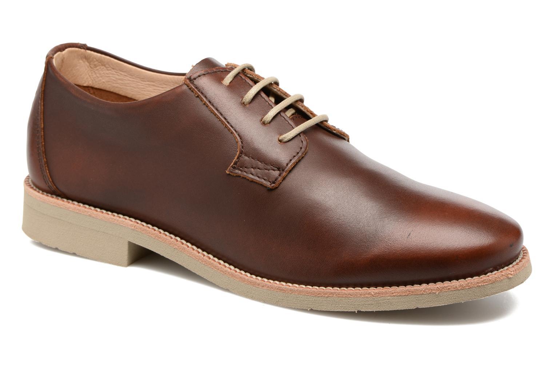 Últimos recortes de precios TBS Farrah  3 (Marrón) - Zapatos con cordones chez Sarenza