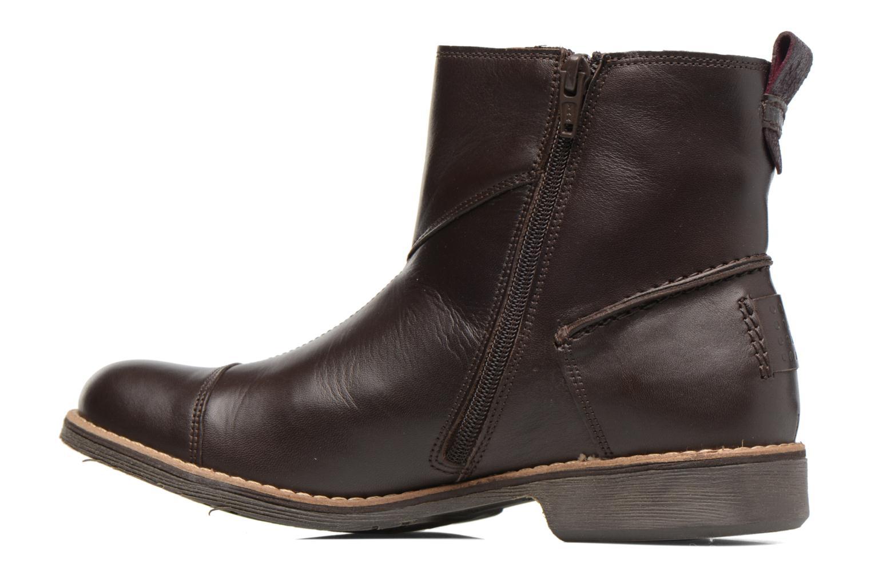 Boots en enkellaarsjes TBS Marleys Bruin voorkant