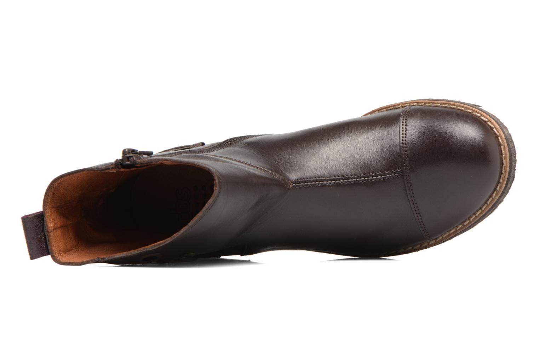 Boots en enkellaarsjes TBS Marleys Bruin links