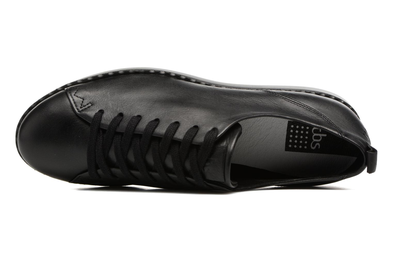 Sneakers TBS Wenddi 2 Zwart links